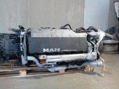 Двигатель D2066LF01